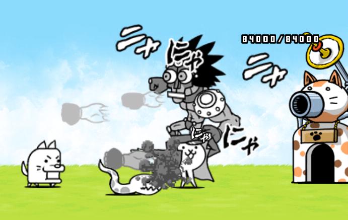 【にゃんこ大戦争】ジョジョが好きならネコ番長は必見!コレクション用なので倉庫番安定www