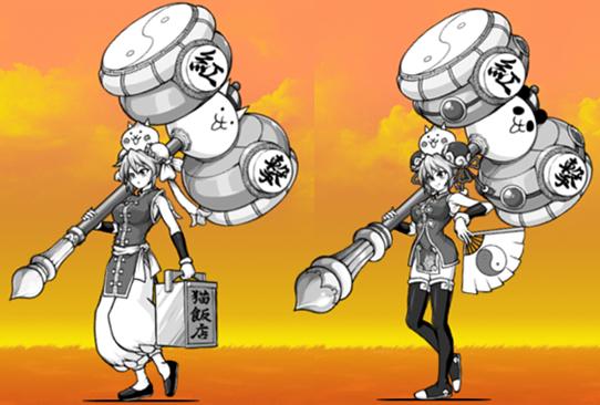 【にゃんこ大戦争】レッドバスターズに「 猫飯拳パイパイ」参戦!般若なんて目じゃない強さ!